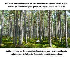 CUIDADOS A TER COM MOTOSSERRAS Cuidado nº 9 #motosserra #oleomac #oleomacportugal #lusomotos #cuidados #dicas #corte
