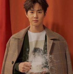 #Suho #EXO #Cafe_Universe