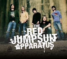 red jumpsuit apparatus - Google Search