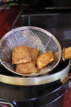 Deep fried raviolis! (with recipe!)