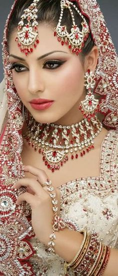 Bridal Make Up & Jewellery