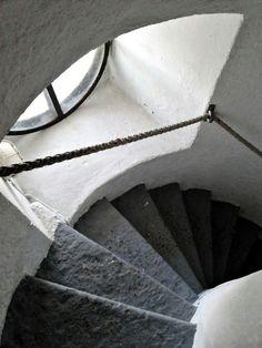 Inside of lighthouse