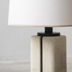 Canister Table Lamp | Alexander Lamont