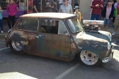 Blown Mini