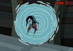 Marceline And Bubblegum, Marshall Lee, Animation Series, Chara, Cartoon Network, Adventure Time, Bees, Butterflies, Fanart