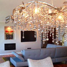 Glam condo #LenaKroupnik #interiordesigner