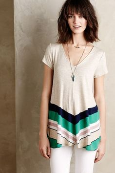Southward Swing Tee - anthropologie.com #anthroregistry
