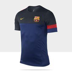 FC Barcelona Training 1 Men's Soccer Jersey