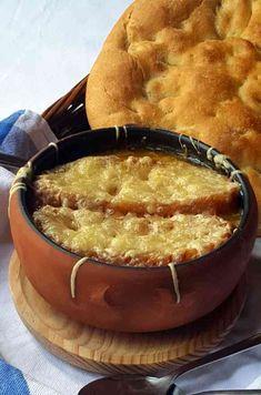 Yummy Treats, Yummy Food, Cooking Recipes, Healthy Recipes, Healthy Food, Vegan Hummus, Hot Soup, French Food, Winter Food
