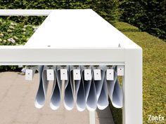 Pergola Alu, Small Patio Design, Privacy Fence Designs, Patio Shade, Ceilings, Canopy, Backyard, Garden, Outdoor