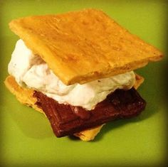 Who wants a yummy s'more? It's actually a prop made out of latex, paint, and Plasti Dip! Prop Making, Making Out, April Fools, The Fool, Latex, Dips, Sandwiches, Paint, Creative