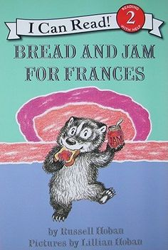 Bread and Jam for Frances is definitely a title that I remember and I think for my own picky eater it is a fun one to read as the same thing can get old after a while. I enjoy that instead of forcing her onto new things her parents arrange for her to want to break out of routine in her own time and I think it is a great example of how things might be. This one works well on a day when we also read Green Eggs and Ham and discuss that just maybe she might like to try something different.