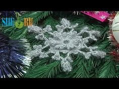 Crochet Snowflake Ornaments Tutorial 1 Crochet Popcorn Stitches With Picots - YouTube