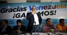 La Mesa de la Unidad Democrática (MUD), que aventajó en más de dos millones de votos al chavismo en las elecciones parlamentarias del pasado domingo, desca