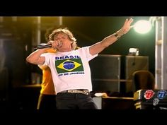 The Rolling Stones :: (I Can't Get No) Satsfaction (Live) - OFFICIAL :: Copacabana Beach, Rio De Janeiro, BRAZIL, February 2006 :: This is the largest concert of all time, attended by 1.5million people.
