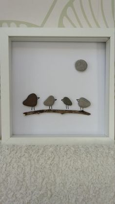 Feathered friends is a beautiful piece of art work that would make a great personal gift or artwork for your home. Each piece is bespoke, made to order and can be adapted to suit your needs. They sit in frames that are 25cmx25cm and you can have your choice of a white or black frame. They are perfect for personal bespoke wedding, anniversary, birthday or valentine gifts to name a few. I like to ensure that each piece is perfect for you, so I always send a mock up draft for your approval and…