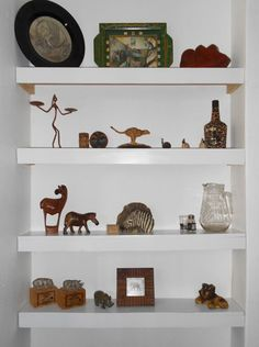 1000 images about shadow box on pinterest alcove for Bathroom alcove shelves