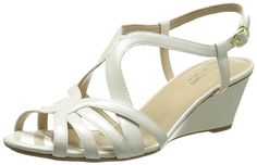Naturalizer Women's Happening Dress Sandal *** Review more details here : Wedges Shoes