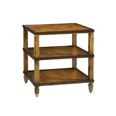 Baker Furniture - Tier End Table - MR3078