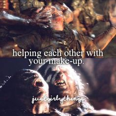 Just Orc Things