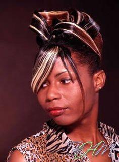 Black Braided Updo, Black Braids, Retro Hairstyles, Black Women Hairstyles, 1990s Hair, Black Hair 90s, 90s Memes, Hair Color For Dark Skin, Star Sky