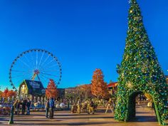 Beautiful day today in Pigeon Forge!