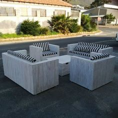Why the ordinary if you can get the extraordinary Outdoor Furniture Sets, Furniture, Outdoor Decor, Old Pallets, Stuff To Buy, Outdoor Furniture, Buy And Sell Cars, Garden Furniture, Pallet Furniture