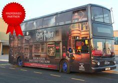 Warner Bros. Studio tour London - transportation only