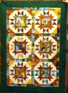 Our quilts just keep getting better and better!