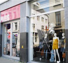 Stockverkoop Paleis Antwerpen -- Antwerpen -- 29/07-31/07