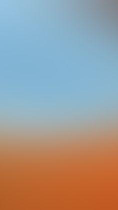 RED GOUND SKY GRADATION BLUR WALLPAPER HD IPHONE