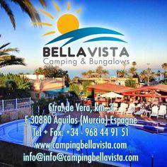 Camping Bellavista à Águilas, Murcia sur Www.YesIcamp.com - Espagne - Murcie