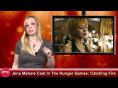 Jena Malone Cast As Joanna Mason In The #HungerGames: Catching Fire