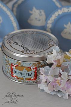 KUSMI TEA(クスミティー)紅茶♡パリ・フレーバーティー | FLORAL PERFUME♡FUKUOKA