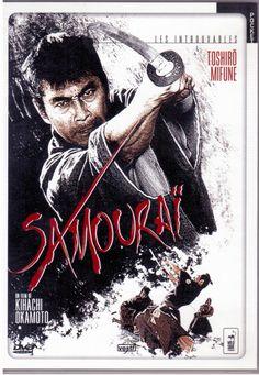 Samurai , T . Japanese Film, Japanese Men, Assassin Movies, Toshiro Mifune, Kung Fu Movies, Nbc Tv, Musashi, Feature Film, Akira