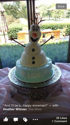 Olaf.... Who else