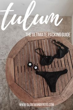 Click here for the complete packing guide for Tulum, Mexico. In this guide we have everything that you need to know about Tulum and what you need to have the best vacation possible. Tulum Outifts | Tulum Guide | Tulum Mexico | Tulum Vibe | Tulum Style | #tulum #tulummexico #tulumstyle