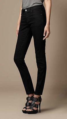 Westbourne Black Skinny Jeans