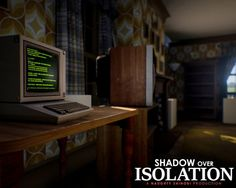An awesome Virtual Reality pic! C:\AllTheAnswers.txt  #ShadowOverIsolation is an in-development Indie First Person #Adventure #Horror #Thriller for the PC and Mac. Mixing inspirations from greats like Stanley #Kubrick HP #Lovecraft and @TrueDetective with games like @DeusEx #AlienIsolation and #AmnesiaGame. All while running on the gorgeous @UnrealEngine 4  We are completely crowd funded through @Patreon! Get exclusive access to playable developer builds and news/media/screens/updates up to…