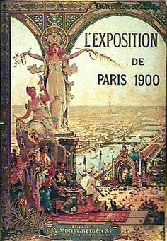 L'exposition de Paris 1900