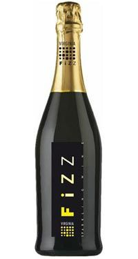 Virginia FIZZ,  Sparkling Wine    Virginia Fizz is a Fun and Festive sparkling wine, great for all Life's celebrations. It is cremant style made of 100% Chardonnay. Packed with apples and peach flavors, the wine has a very creamy and smooth texture. The myriad of tiny bubbles will tickle your taste buds.    Refreshing on its own, but perfect mixed as a cocktail!    1.5% residual Sugar - Brut  Methode Traditionnelle