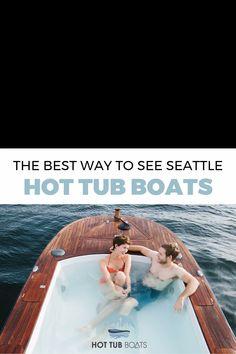 Seattle Weekend, Weekend Trips, Seattle Photography, Adventure Map, Travel Checklist, Girls Weekend, Wanderlust Travel, Tub, Boats