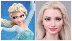 Artificial Intelligence Shows What Disney Characters Might Look Like If They Were Real