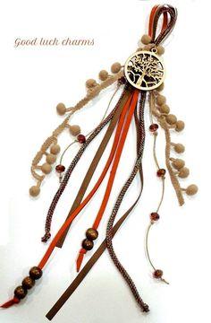 Glücksbringer für Weihnachten Washer Necklace, Pendant Necklace, Shops, Jewelry, Fashion, Arts And Crafts, Christmas, Schmuck, Dekoration