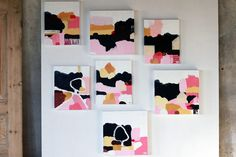 Painting by Anette Carlsson Moberg www.patternplan.se