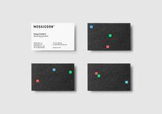 Mosaicoon on Behance