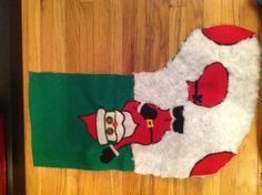 Awesome customized Christmas stockings. Love them!