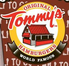 Tommy's Original Hamburgers - the chili on the burger is what makes it!