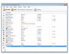 Macro Recorder - screenshot like the mac photobooth? for windows?