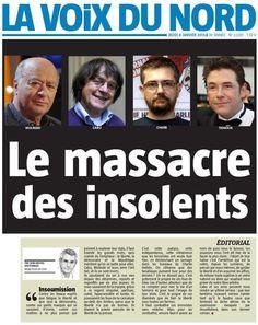 Charlie Hebdo : découvrez les Unes solidaires de la presse française et étrangère